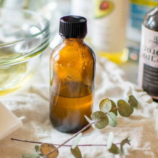 4-Ingredient DIY Homemade Makeup Remover