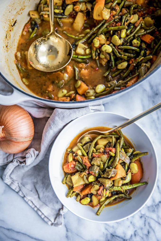 Mother's Day Recipes: Healthy Vegetable Soup