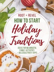 Holiday Traditions: My Favorite Holiday Recipes