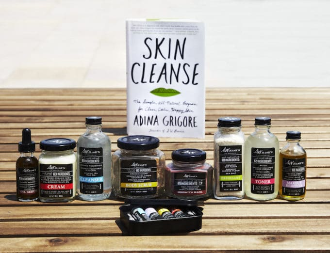 In Her Shoes with Adina Grigore, founder of S.W. Basics and author of Skin Cleanse. Be inspired by Adina's natural, effective approach to beauty and life!