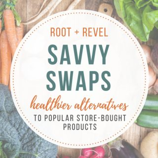 Savvy Swaps: Healthy Soups, Stocks + Broths Brands