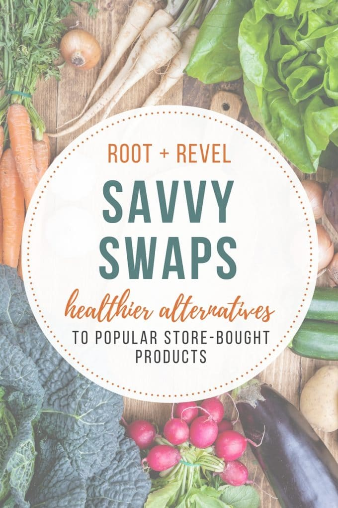We're back with our series, Savvy Swaps, where we analyze popular store-bought products and offer up healthier alternatives, without the negative additives. Today, we're tossing unhealthy, toxic jarred sauces for safer, real-food-based, healthier sauces: pasta sauce, BBQ sauce, curry sauce and enchilada sauce.
