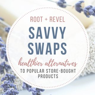 Savvy Swaps: Toxic Beauty Products