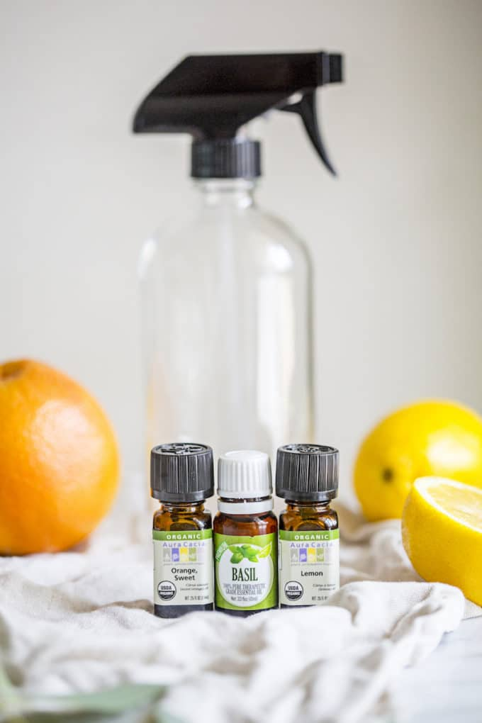 With Just 4 Ings This Diy Natural Granite Cleaner Spray Made Without Vinegar