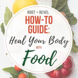 How to heal your body with food