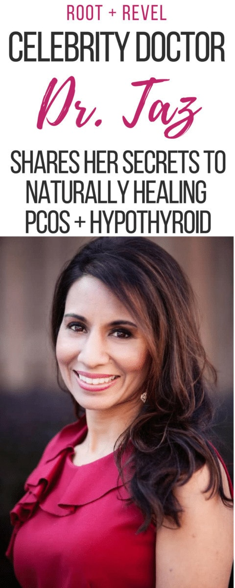Dr. Taz's inspiring In Her Shoes interview: finding healing naturally, the importance of eating breakfast and reducing toxic chemicals.