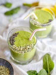 Whole Foods Lean Green Protein Smoothie