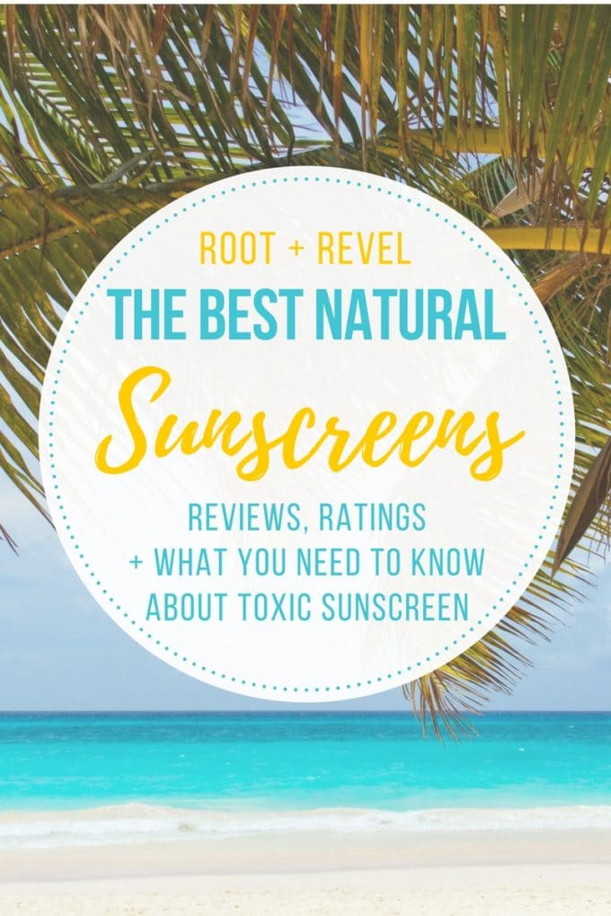 The Best Natural Sunscreen Brands | Root + Revel
