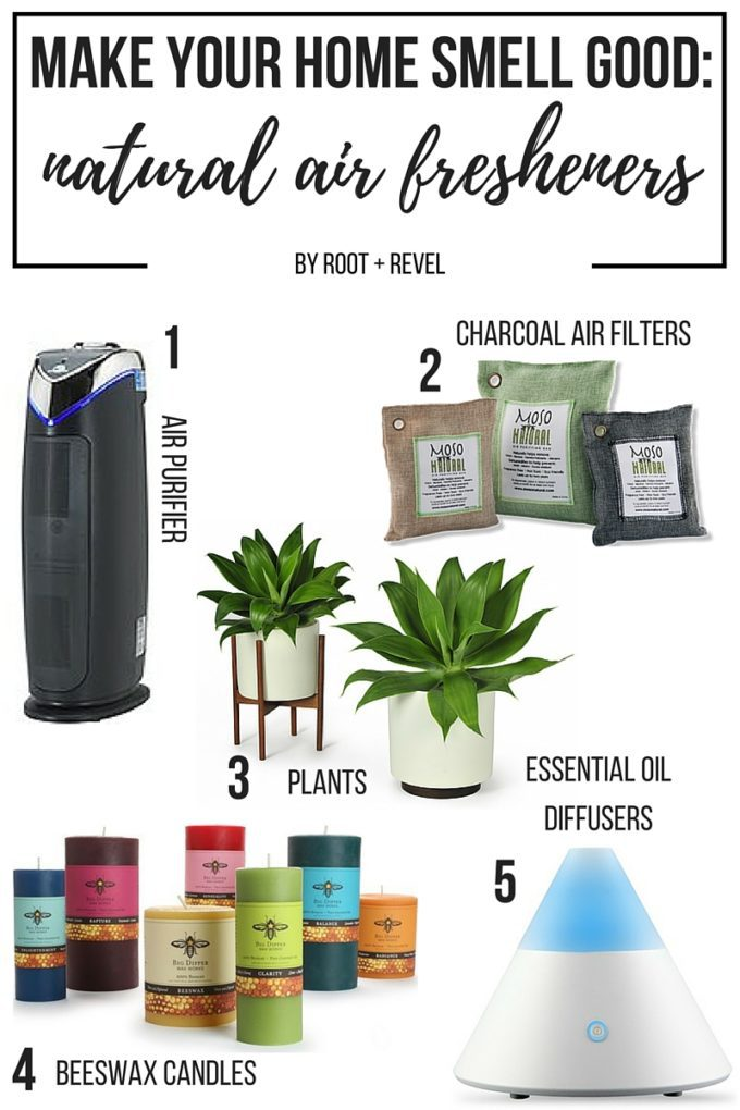 Natural Air Fresheners How To Make Your Home Smell Good