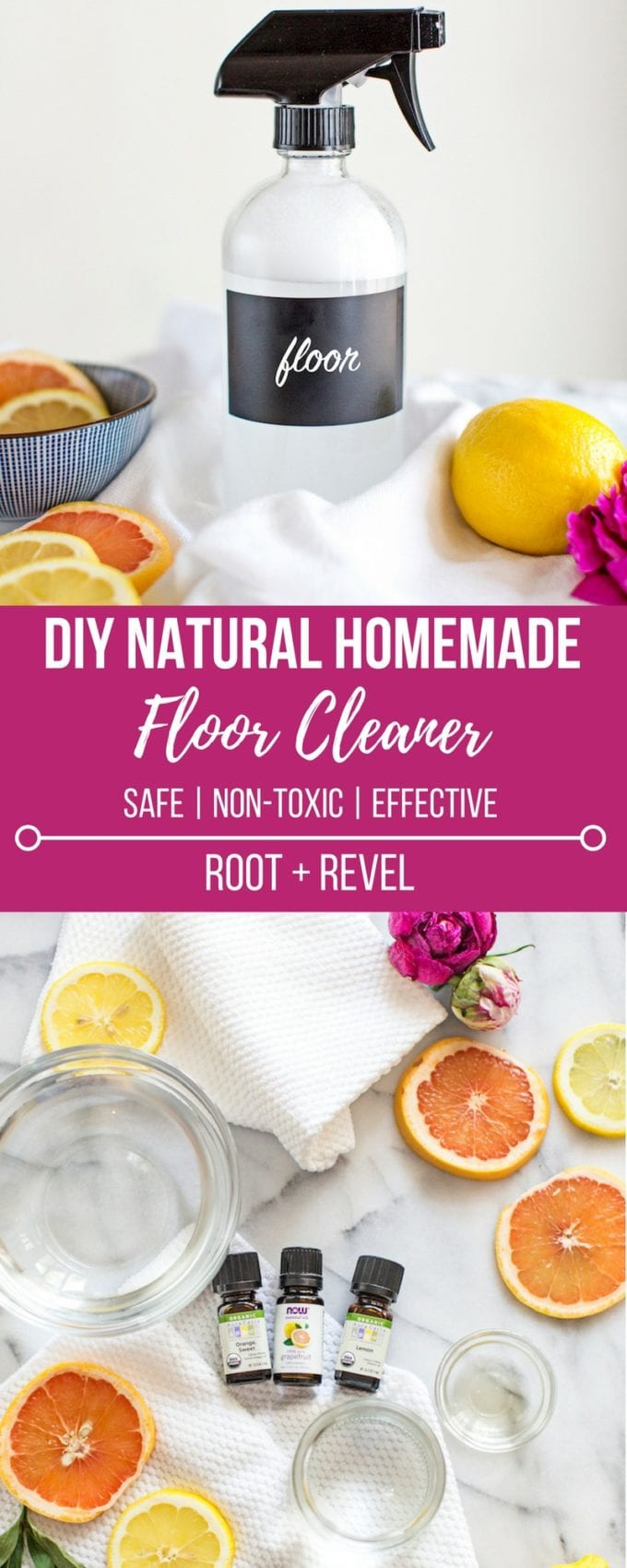 Diy Natural Homemade Floor Cleaner Root Revel