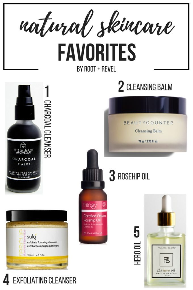 If you're looking for the best natural beauty products, we've rounded up five of our favorites this month--they're all safe, natural, non-toxic + effective!