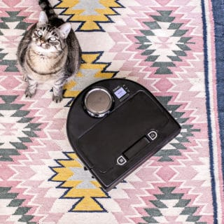 Reduce Allergies and Asthma with Neato Robot Vacuum Cleaner