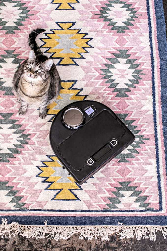 Frequent vacuuming has been proven to reduce allergies and asthma--we recommend the Neato Robot Vacuum Cleaner, which captures dust, allergens and pet hair, and you don't even have to lift a finger!