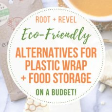 Toss toxic, unsustainable food storage products and reach for an eco-friendly alternative to plastic wrap. Bee's Wrap is a natural, non-plastic substitute that's safe, reusable and affordable! Get yours by signing up for MightyFix from MightyNest. Read on for a special discount code that'll give you your first MightyFix for just $3.