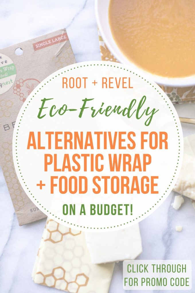 An Eco-Friendly Alternative to Plastic Wrap + Food Storage | Root +