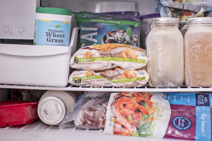 What's in my freezer?