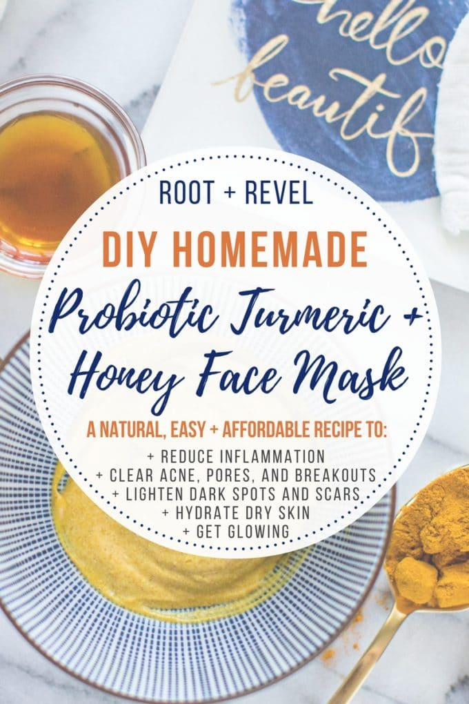 Get Glowing, Clear Skin with this Easy, DIY Probiotic ...