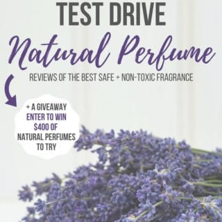 Test Drive: The Best Natural Perfume