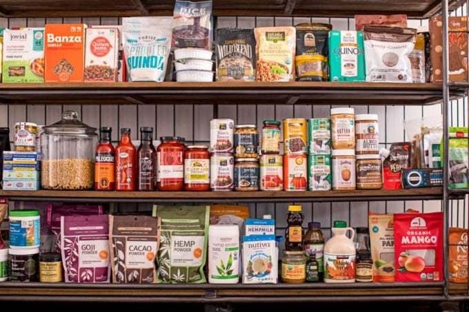How To Stock A Healthy Pantry A Checklist For Real Food
