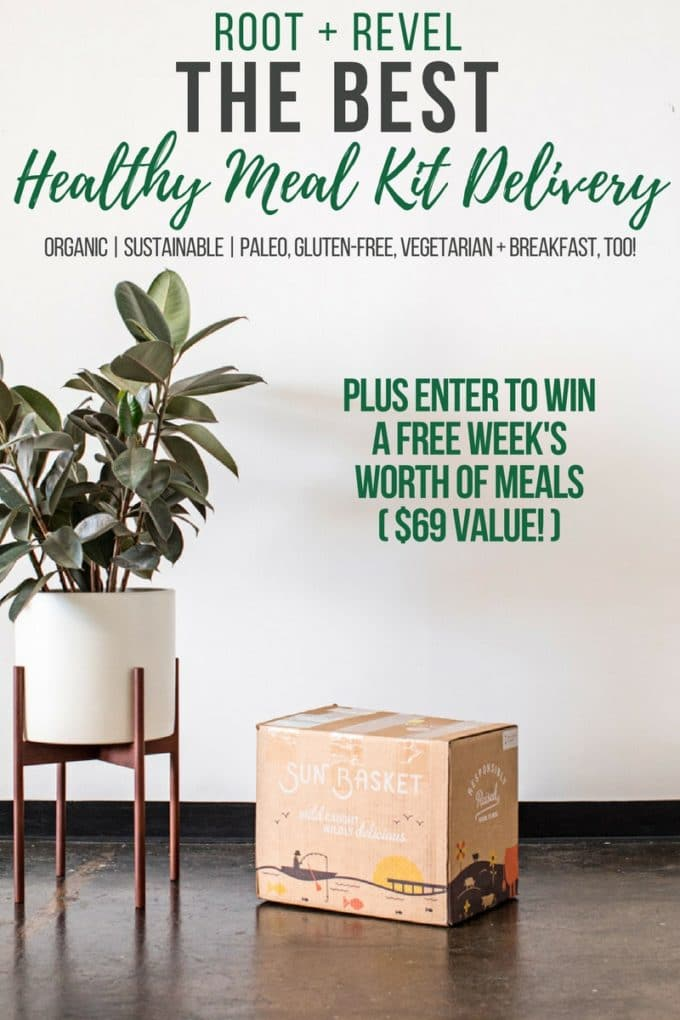 Make dinner easy with Sun Basket, the best healthy meal kit delivery service. Sun Basket offers organic, gourmet, fresh recipe boxes, including Vegan, Gluten-Free and Paleo meals, in eco-friendly, recyclable packaging.
