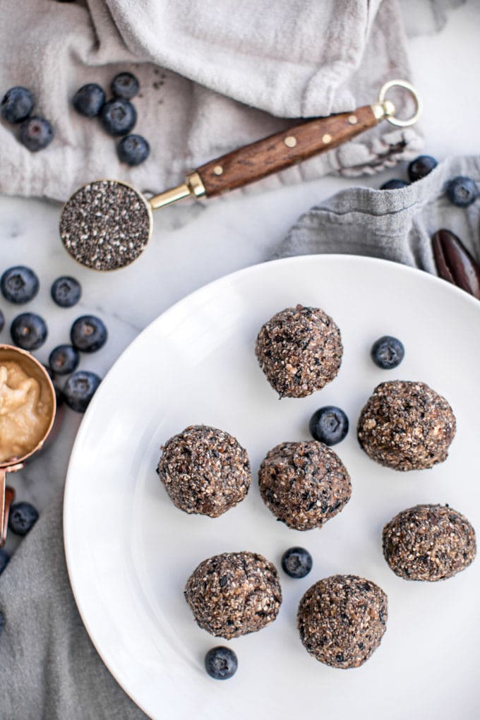 6 ways to get chia seeds in your diet: make snacks like fat bombs + energy balls