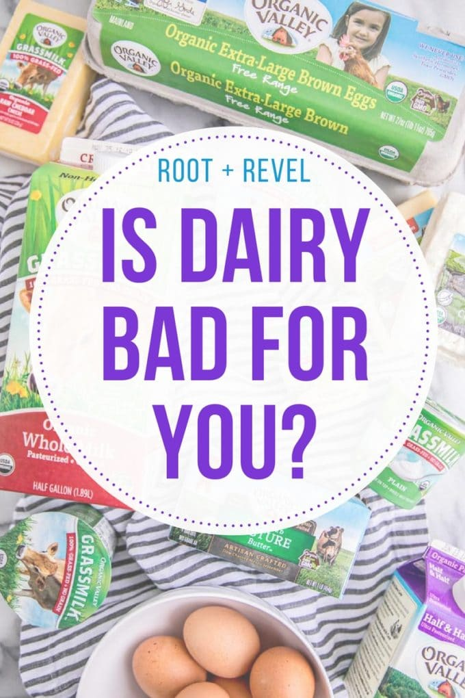 Is dairy bad for you? Is milk good for you? We get to the truth is this guide to healthy dairy products, including what to look for when buying dairy.