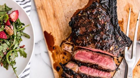The Best Grilled Steak Marinade Recipe Ever