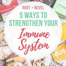 Want to strengthen your immune system? Whether you're sick or just want to support your immune system, there are plenty of ways to increase your immunity power.