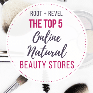 The Top 5 Online Natural Beauty Stores