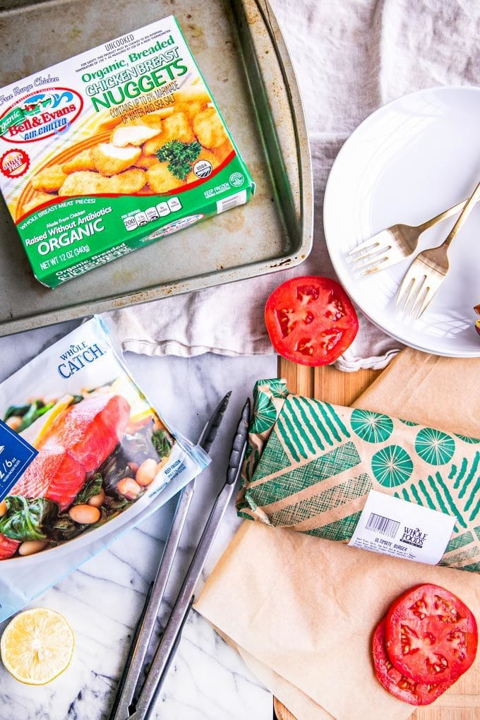 It's Back to School Season! Check out these Easy + Healthy Packed Lunch Ideas for School, Work + Busy Lifestyles, complete with eco lunch box + sustainable food packaging options.