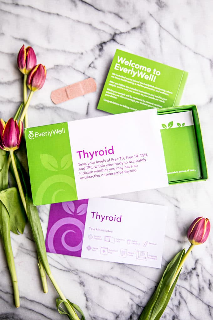 Everlywell's Thyroid Test
