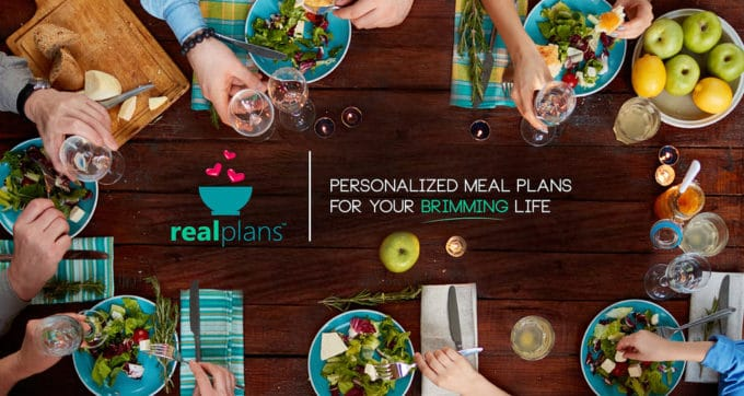 Real Plans: Healthy Weekly Meal Plans