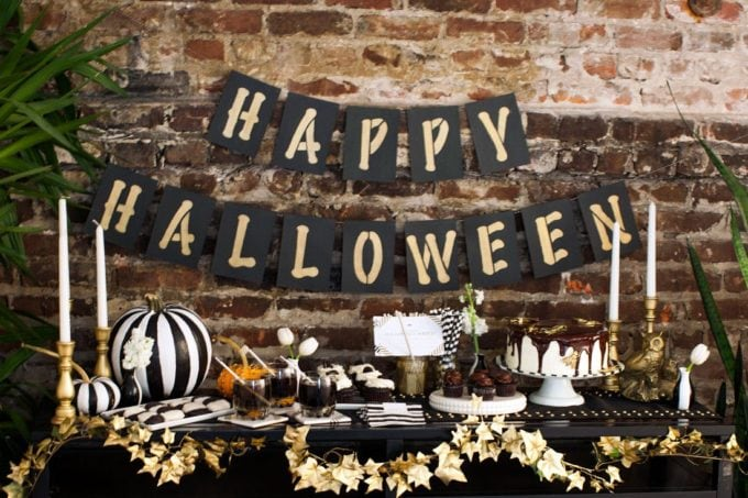 Halloween spread: how to avoid holiday weight gain without missing out