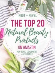 The 20 Best Natural Beauty Products on Amazon