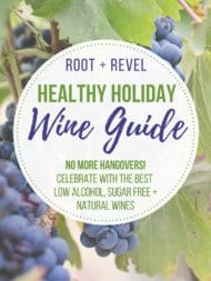Holiday Wine Cellar: Healthy Wine Guide