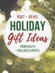 Holiday Gift Ideas from Health + Wellness Experts