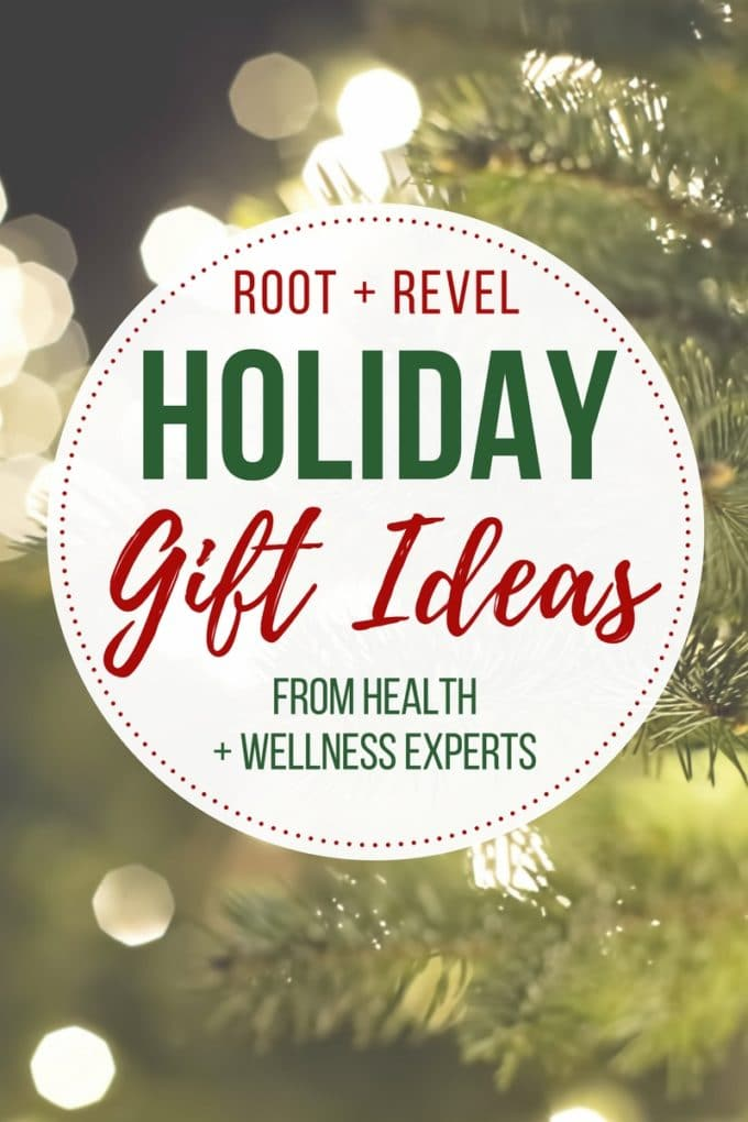 Need some gift inspiration? We've asked some of our favorite health and wellness experts for their most coveted holiday gift ideas this season. Read on for inspiration and new ideas in this healthy gift guide!
