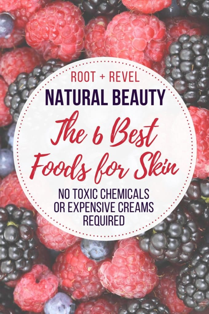 Want naturally clear, healthy skin? The solution is on your plate! In this guest post, natural beauty expert Nadia Neumann from Body Unburdened is breaking down the best foods for your skin. No more expensive facials, no more toxic chemicals. Check it out!