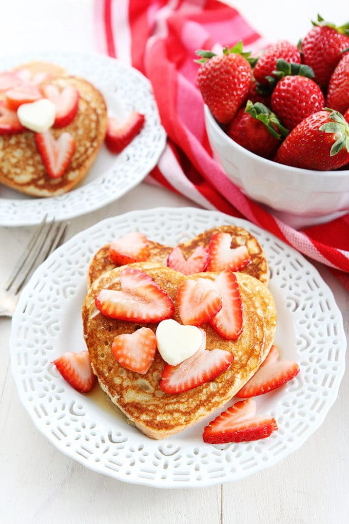This February 14th, show your special someone some love with these delicious and healthy Valentine's Day recipes!