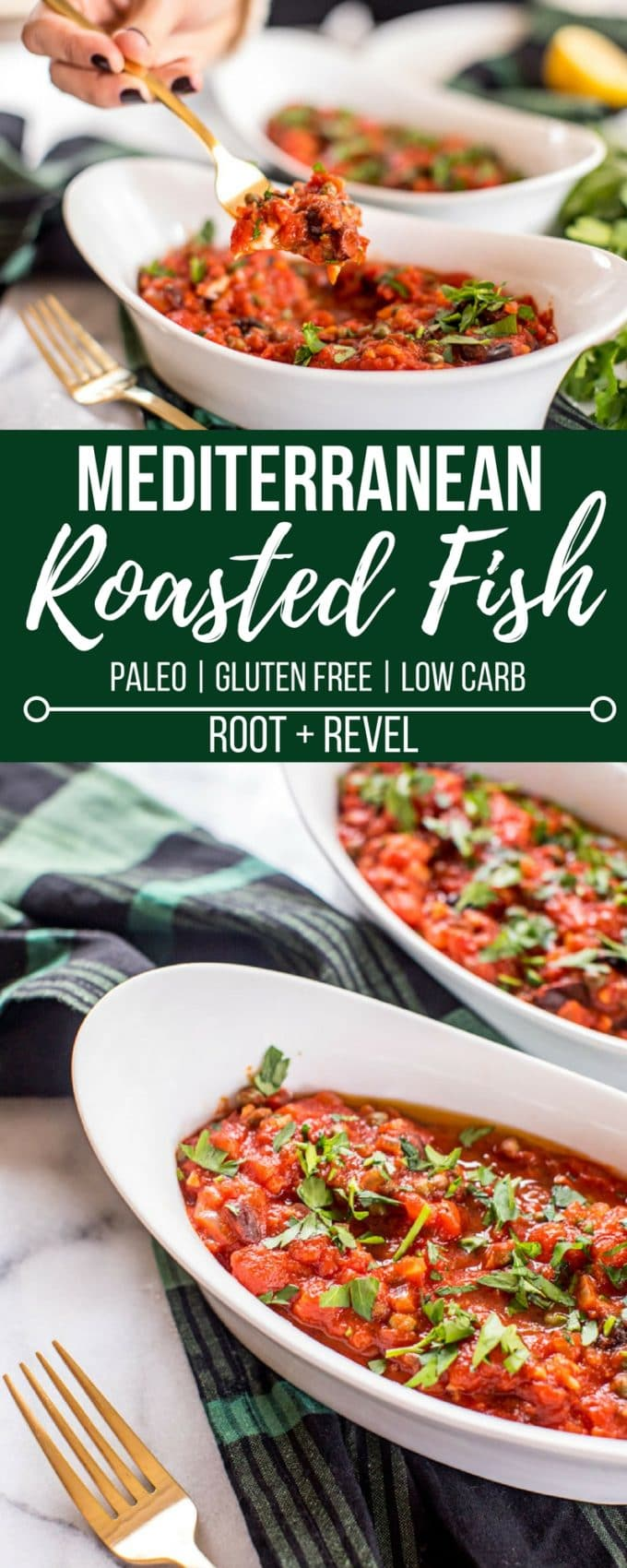 This quick and easy mackerel recipe is bursting with protein, omega 3s and Vitamin C, plus tastes of delicious Mediterranean flavors, AND it's made in 20 minutes or less! Canned mackerel is fresh, mild and so good for you.