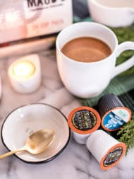 Reduce Waste With Sustainable Single Serve Coffee + Recyclable Coffee Pods