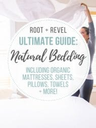 Ultimate Guide: Organic Mattresses + Natural Bedding