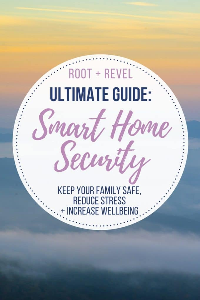 Reduce stress and increase your wellness by setting up a safe home for you and your family! In this Smart Home Security Guide, we'll share our favorite savvy products that will help you rest easy, both when you're home and away.