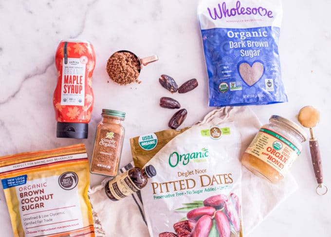 REAL FOOD NEWSFLASH: Whether you have a gluten intolerance or simply try to minimize your gluten intake for health reasons, you don't have to give up carbs! There is an abundance of gluten free AND real food healthy carb options on the market for all your bread, pasta, flour, sweetener and snack needs. This guide features our top gluten free picks for healthy brands that not only have minimal ingredients (read: real food with no junk), but also taste amazing.