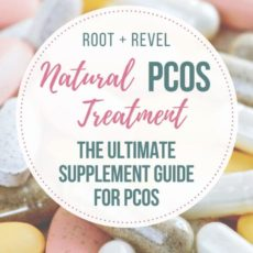 Natural PCOS Treatment Guide to PCOS Supplements