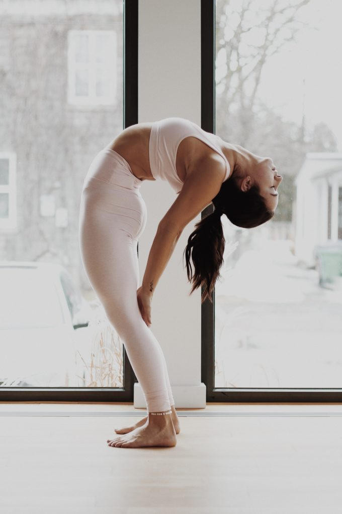 PCOS Weight Loss Tip: Nourish your thyroid. Do yoga.