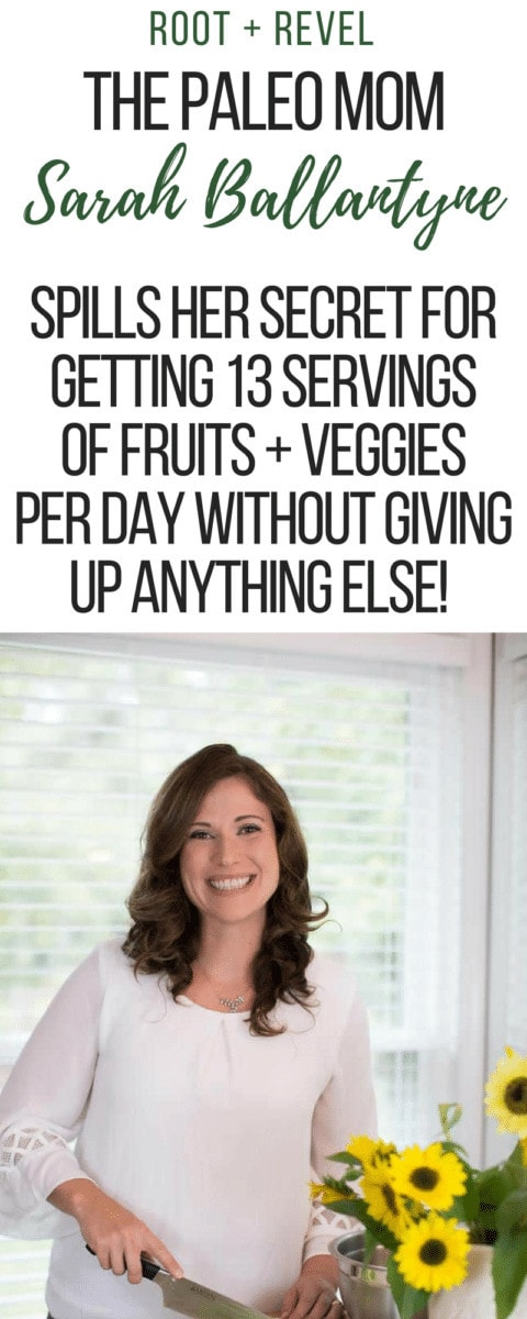 In this inspiring interview, The Paleo Mom, Sarah Ballantyne, shares her healthy eating tips + favorite products, including her new AIP Collagen Blend with Vital Proteins.