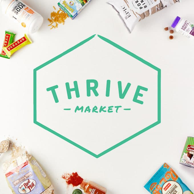 Thrive Market Healthy Online Grocery Shopping