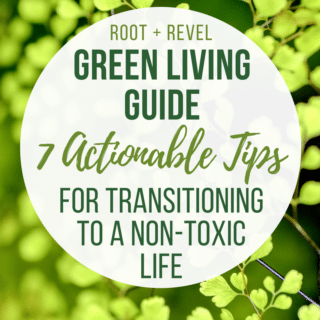 Green Living Guide: 7 Ways to Transition to a Non-Toxic Life