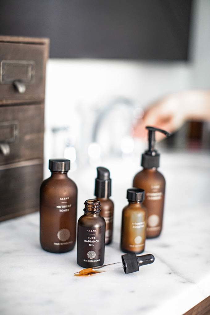 Natural Beauty Products That Actually Work: Oils and Serums, True Botanicals